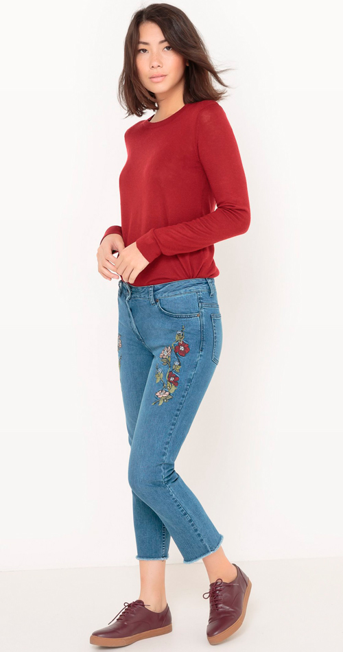 jeans mujer de marca