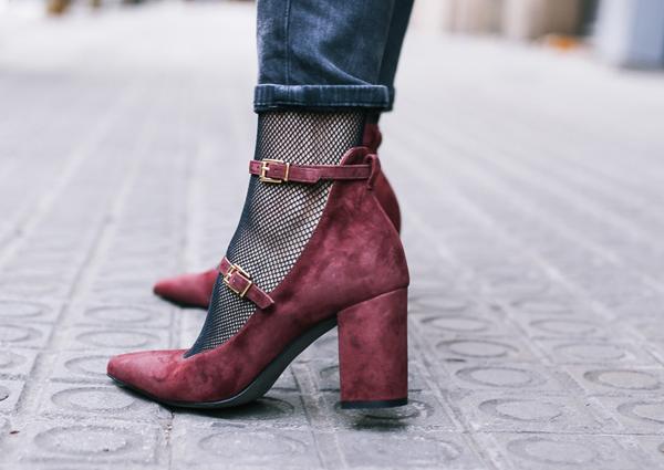 llevar zapatos de tacón sin dolor