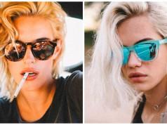 tendencias en gafas de sol modernas