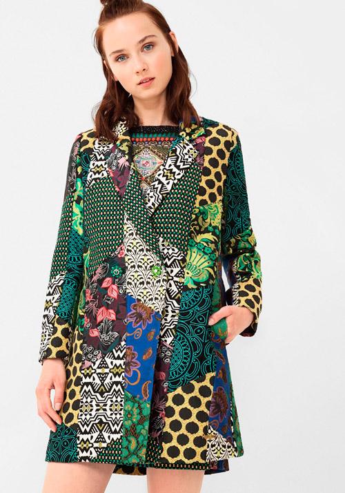 0e641fc6f abrigos color camel - Tu Moda Online