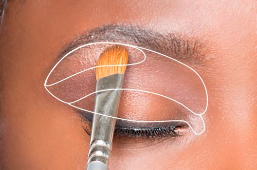 cómo hacer los ojos más grandes