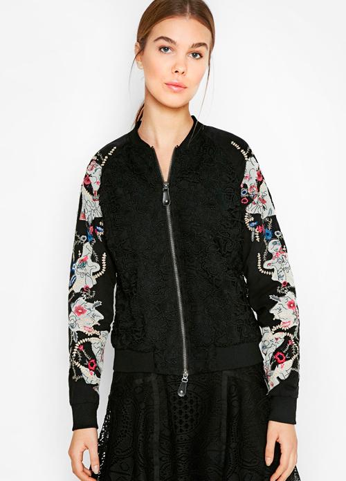 chaquetas desigual baratas