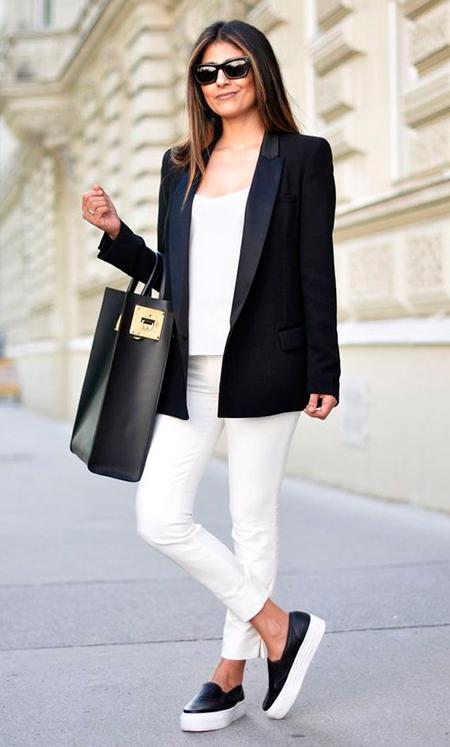 moda casual mujer