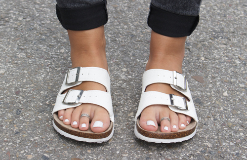 tendencias en chanclas