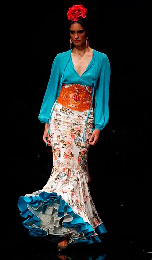 trajes de flamenca