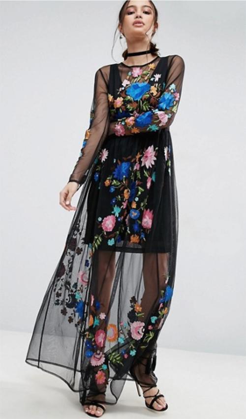 vestidos amish baratos