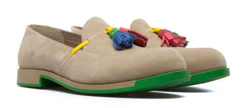 zapatos mujer mocasines