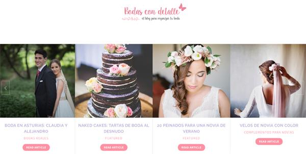 novias blog