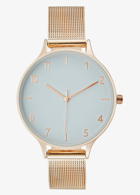 relojes dorados baratos mujer