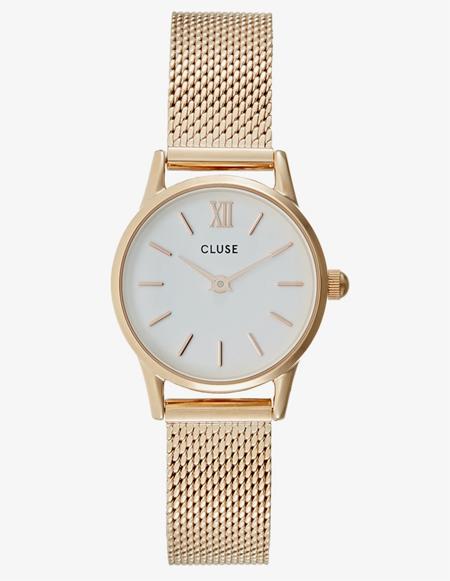 relojes mujer dorados