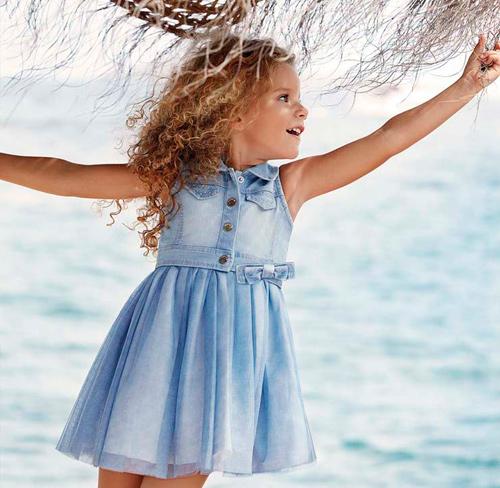 ropa moderna para niños