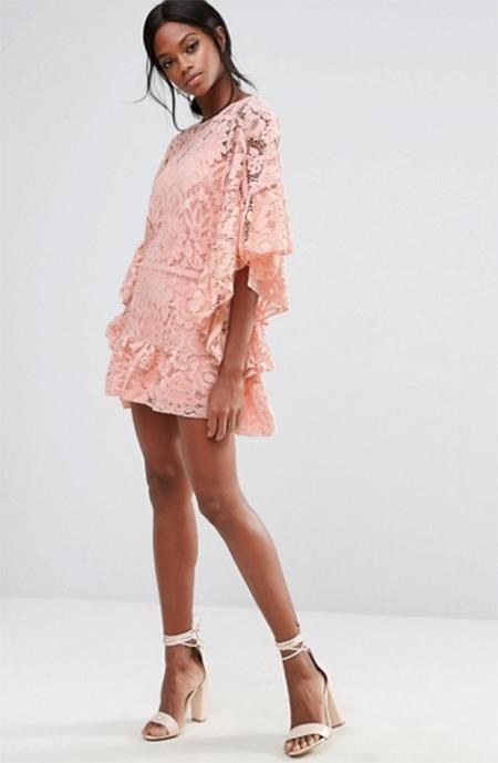 9e25ba12d7ff vestido encaje - Tu Moda Online