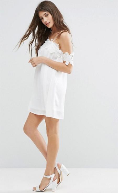 vestidos encaje baratos