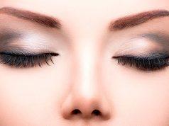 como pintar los ojos ahumados