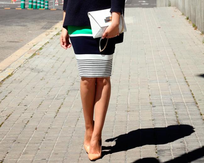 23b243b2b falda tubo corta - Tu Moda Online