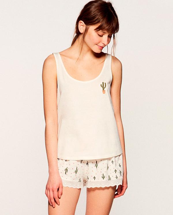 7efa3ed55b9f pijama mujer invierno. el corte ingles pijamas mujer