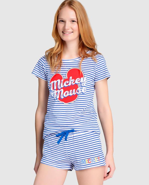 pijamas mujer corte ingles