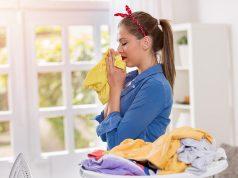 quitar olor ropa guardada