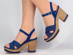 calzado de piel mujer