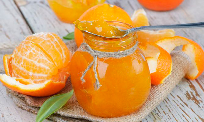 mermelada de naranja beneficios
