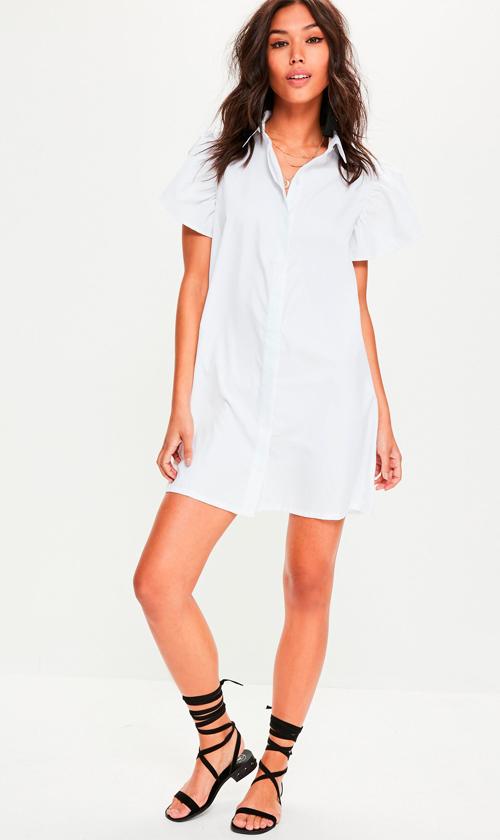 vestidos blancos baratos