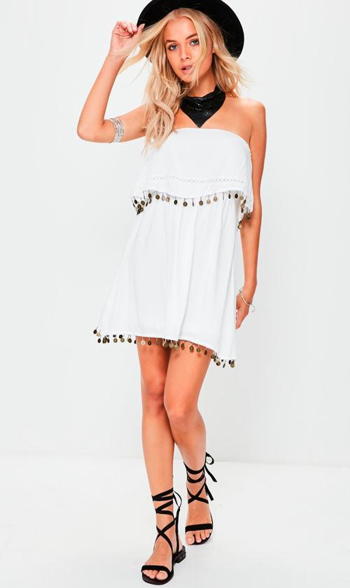 vestidos fiesta blanco