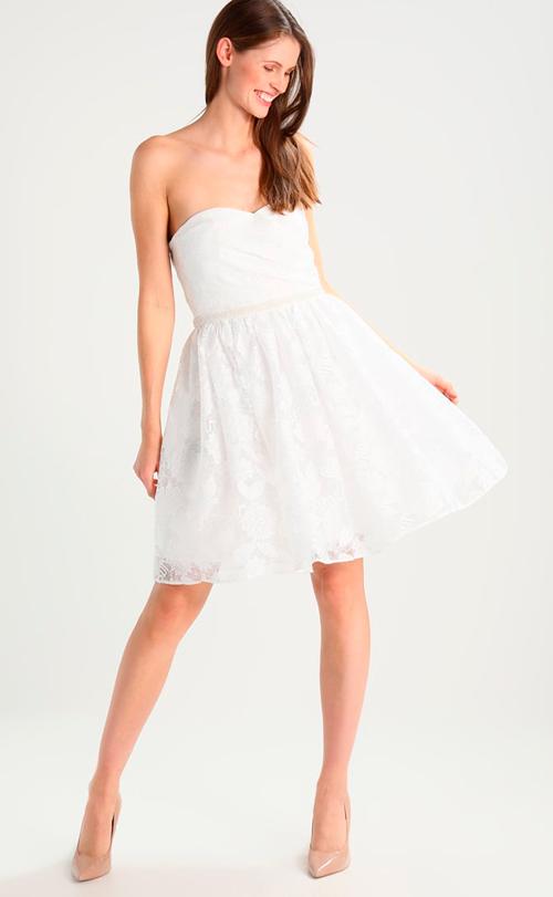 vestidos largos blanco