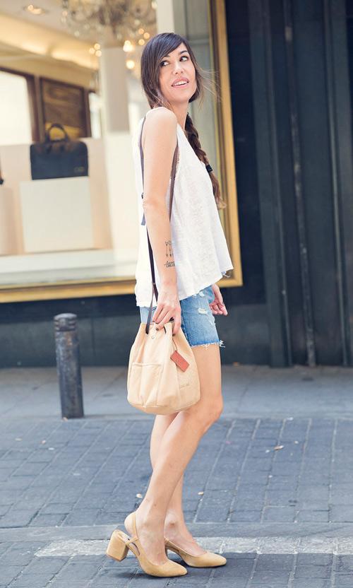 fotos chicas minifalda