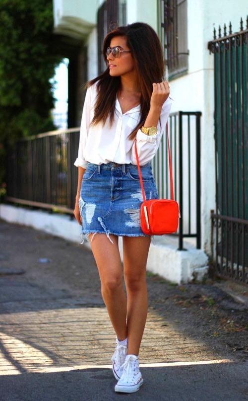 minifaldas provocativas
