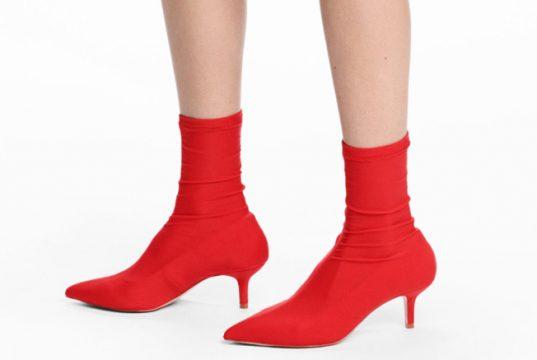 botas Calcetín