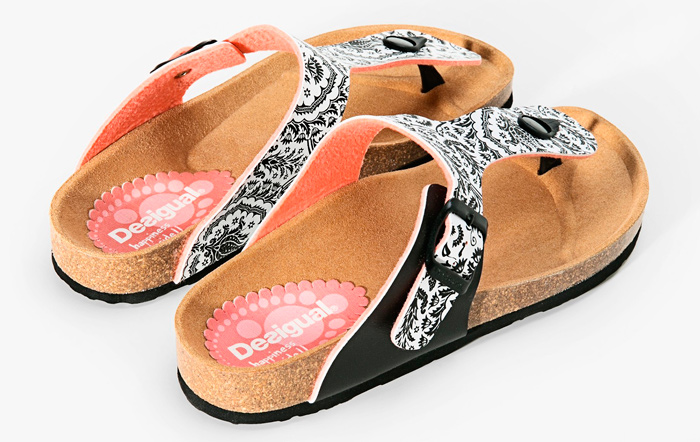 desigual zapatos outlet