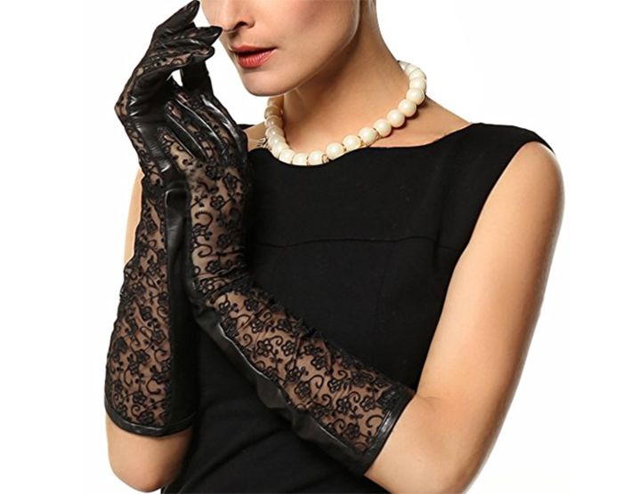 guantes de mujer bodas
