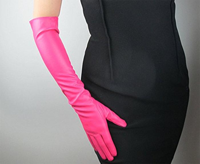 guantes de seda baratos