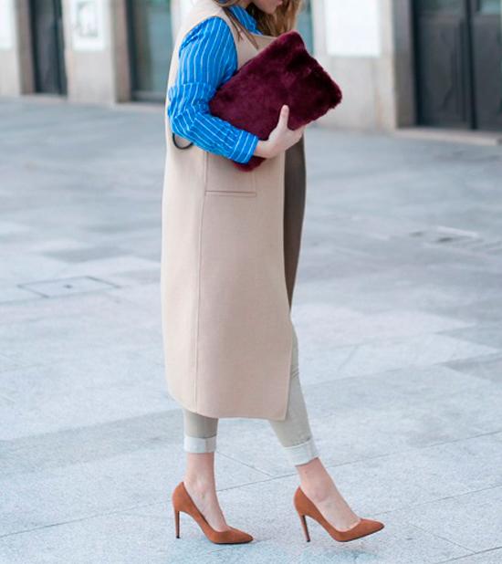 nueva tendencia bolso peluche