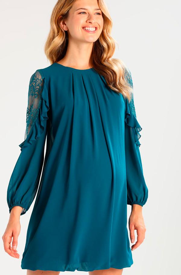 1a02a5328 vestidos fiesta embarazadas - Tu Moda Online