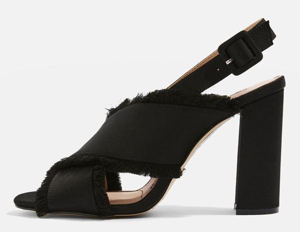 zapatos de fiesta fucsia