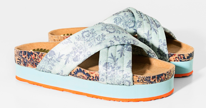 zapatos desigual