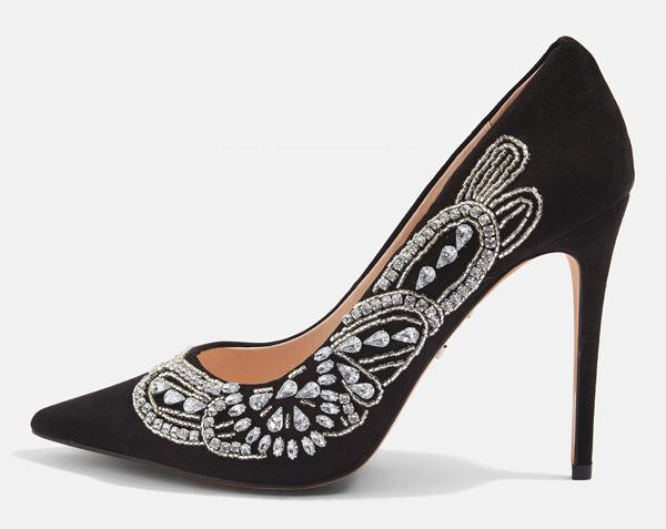zapatos plataforma fiesta