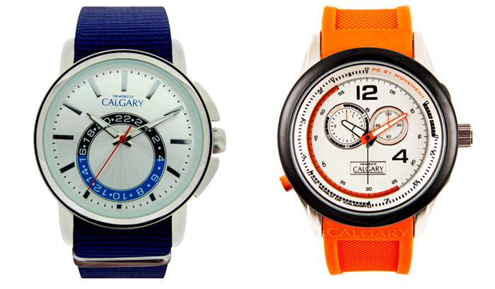 calgary relojes