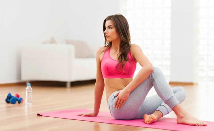 rutina de ejercicios en casa efectiva