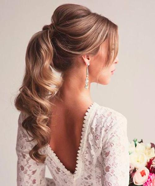 fotos de peinados sencillos