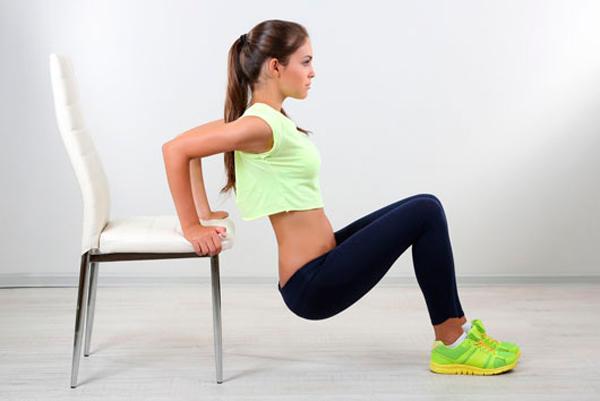 tabla de ejercicios diarios para hacer en casa