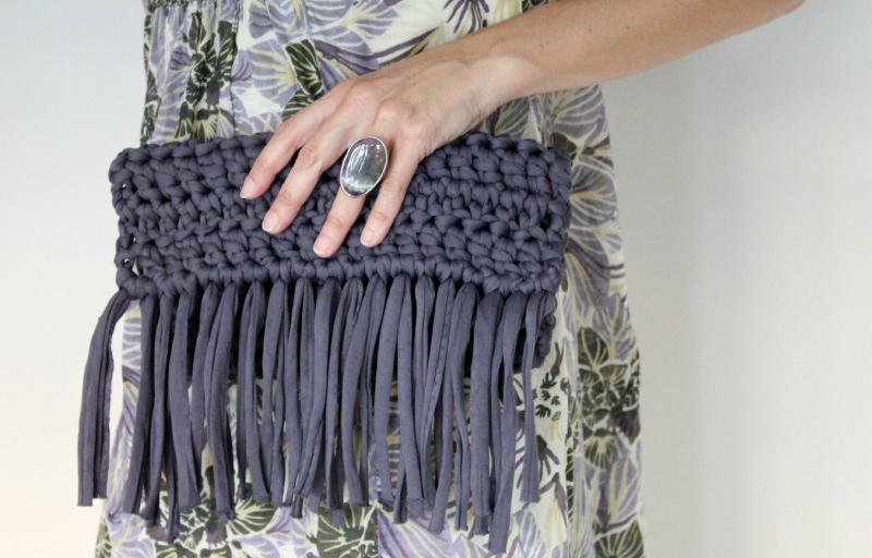 bolsos trapillo patrones