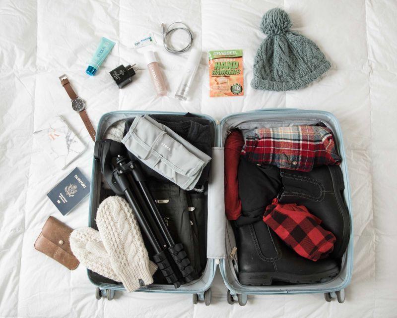 como hacer la maleta para el invierno