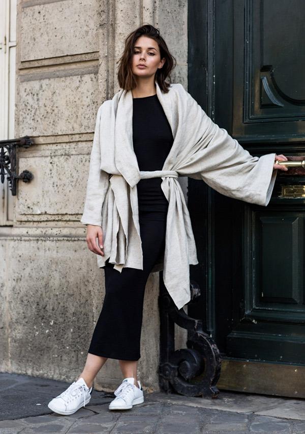 como llevar prendas oversize