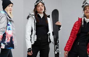 cazadoras de esqui mujer