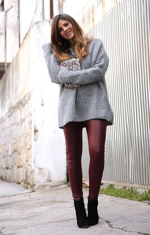 chaquetas de lana mujer