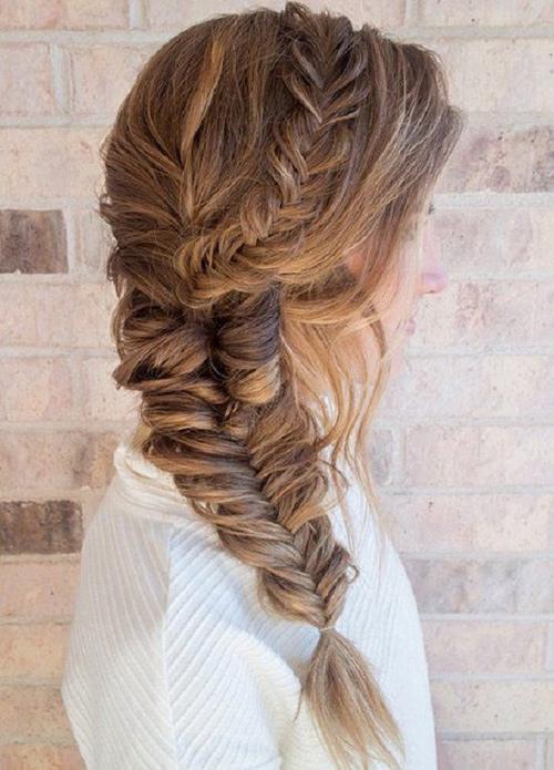 peinados paso a paso trenzas