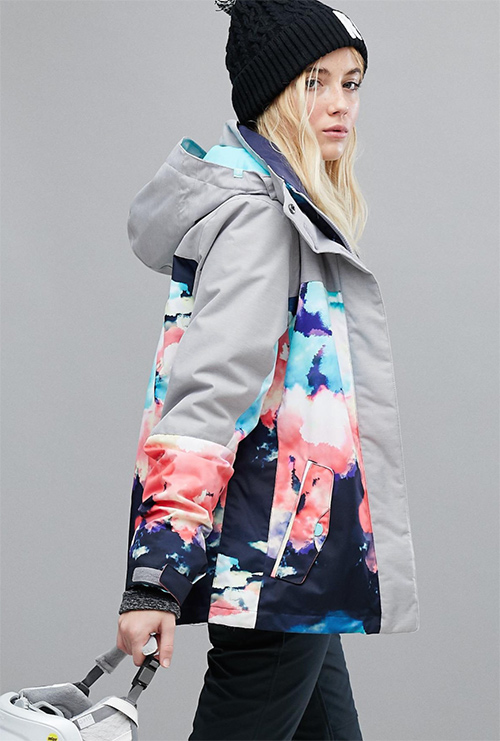 ropa esqui mujer