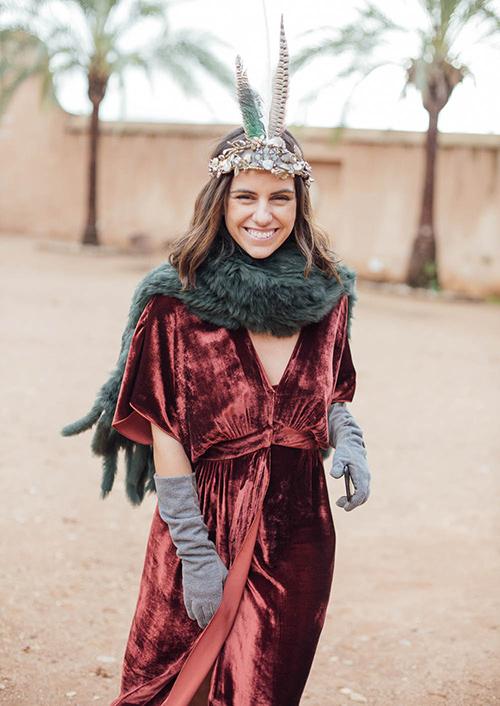 vestidos de fiesta otoño